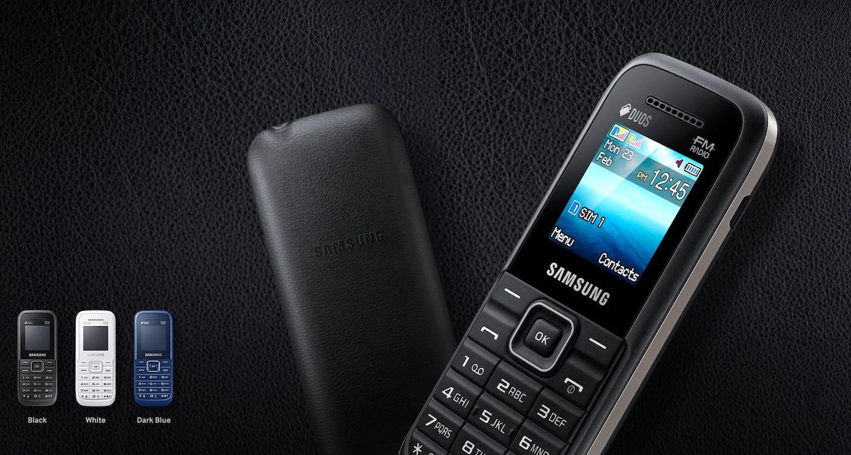 Samsung B110 price in india