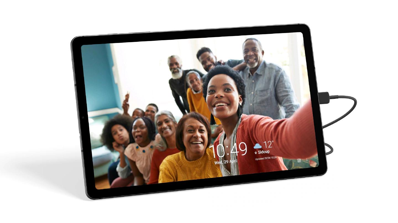 Samsung Galaxy S6 Lite Tab Keep everyone in the loop