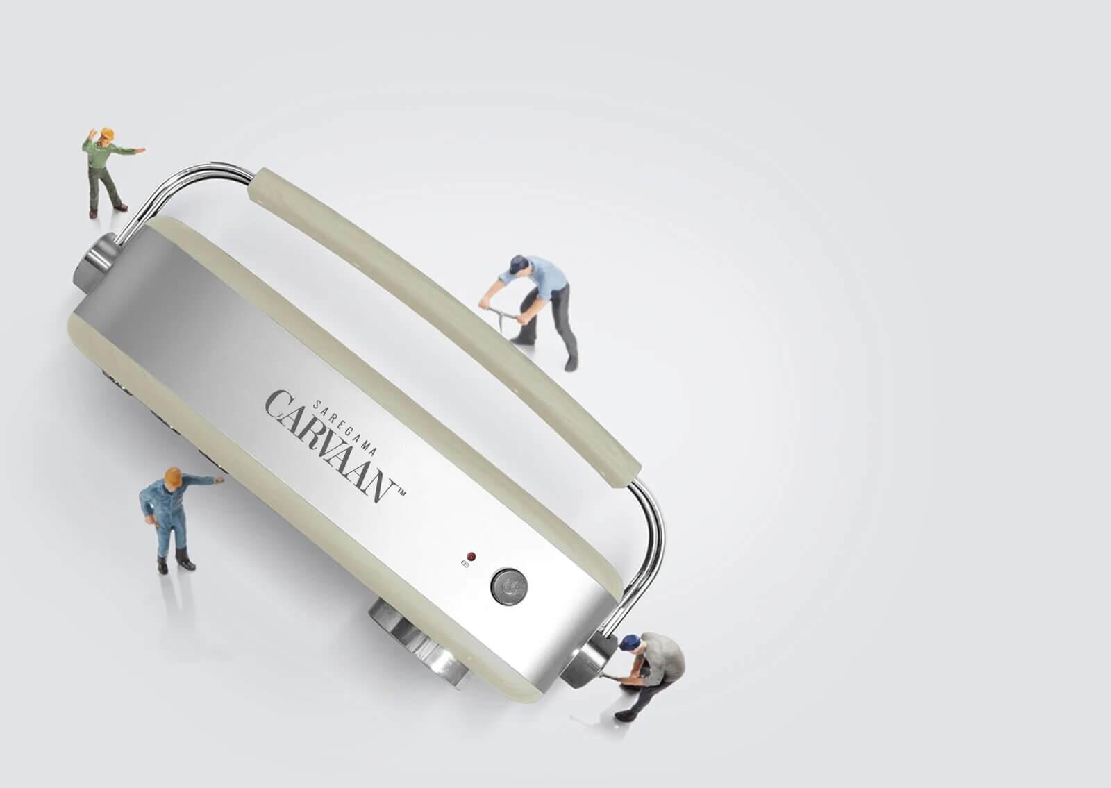 Saregama Carvaan Speaker size