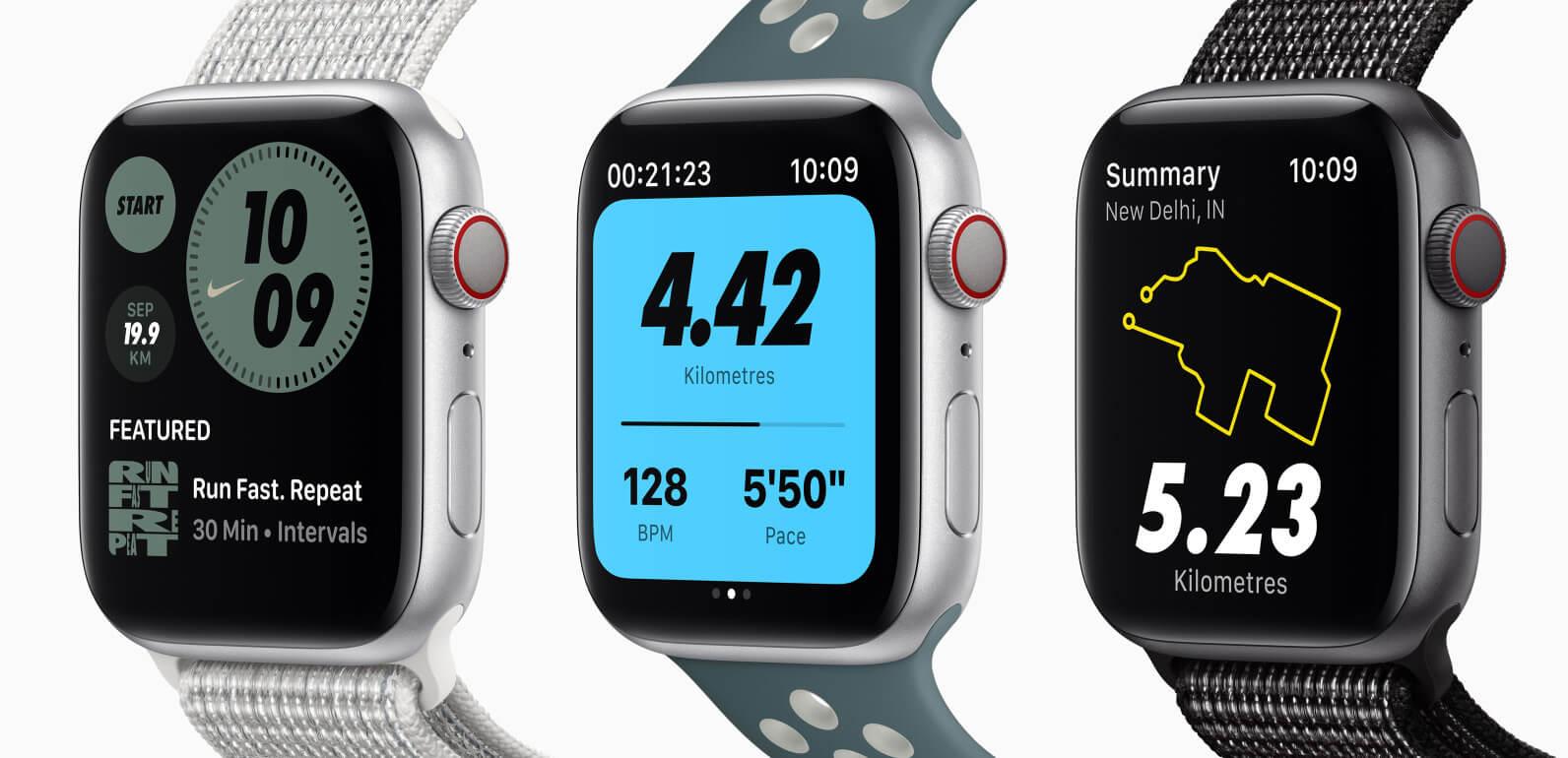 Apple Watch Nike Series