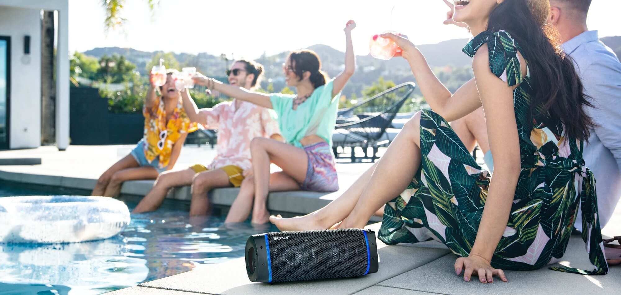 Sony SRS - XB33 Bluetooth Speaker price