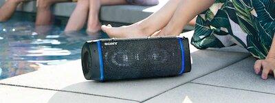 Sony SRS - XB33 Bluetooth Speaker (Black)