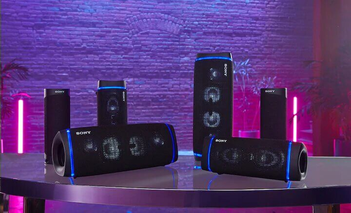 Sony SRS - XB43 Bluetooth Speaker