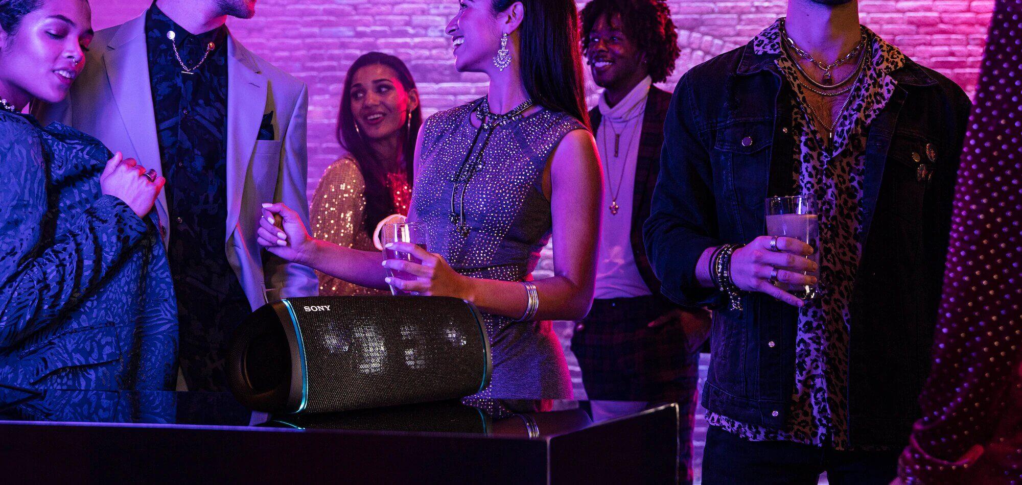 Sony SRS - XB43 Bluetooth Speaker price