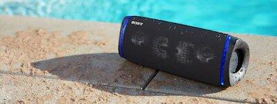 Sony SRS - XB43 Bluetooth Speaker (Black)