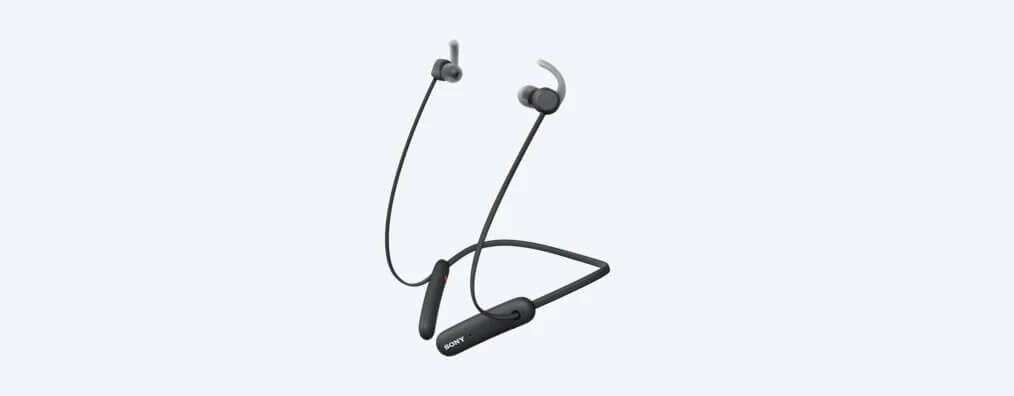 Sony WI-SP510 neck band Bluetooth Headset