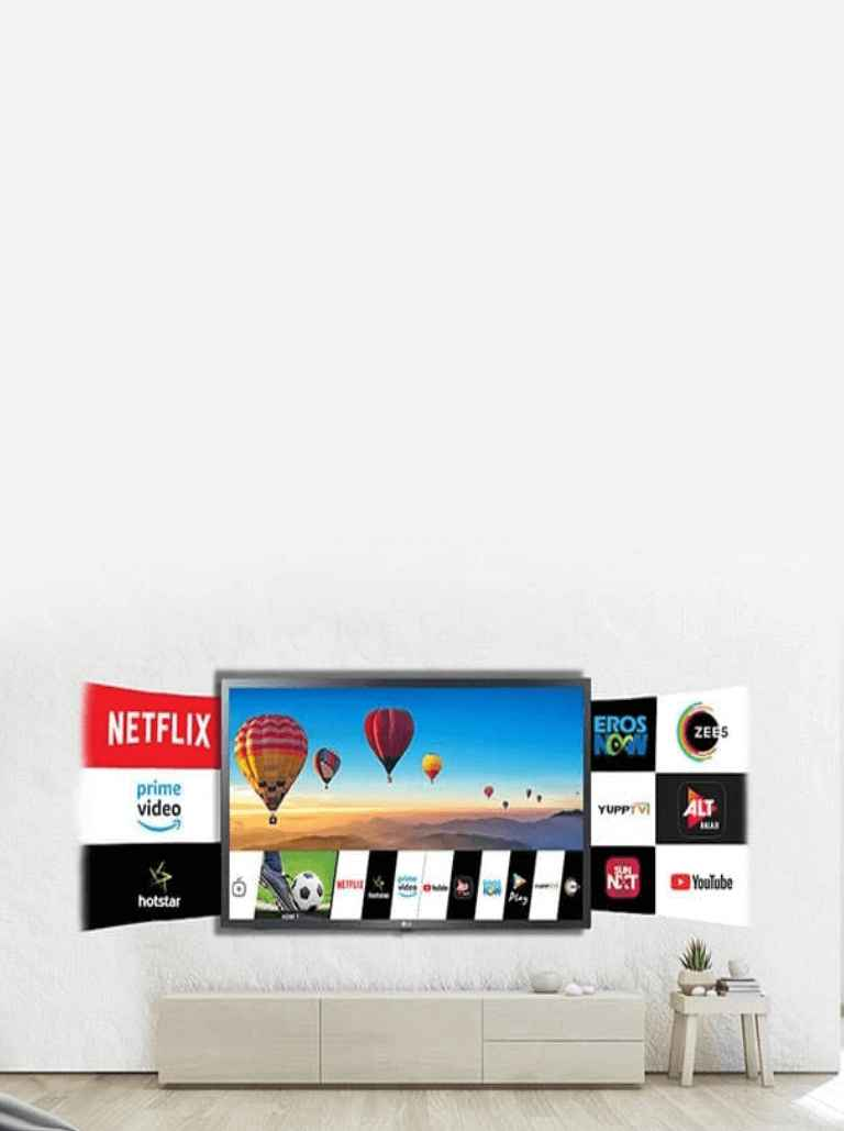 LG Smart LED TV Webos