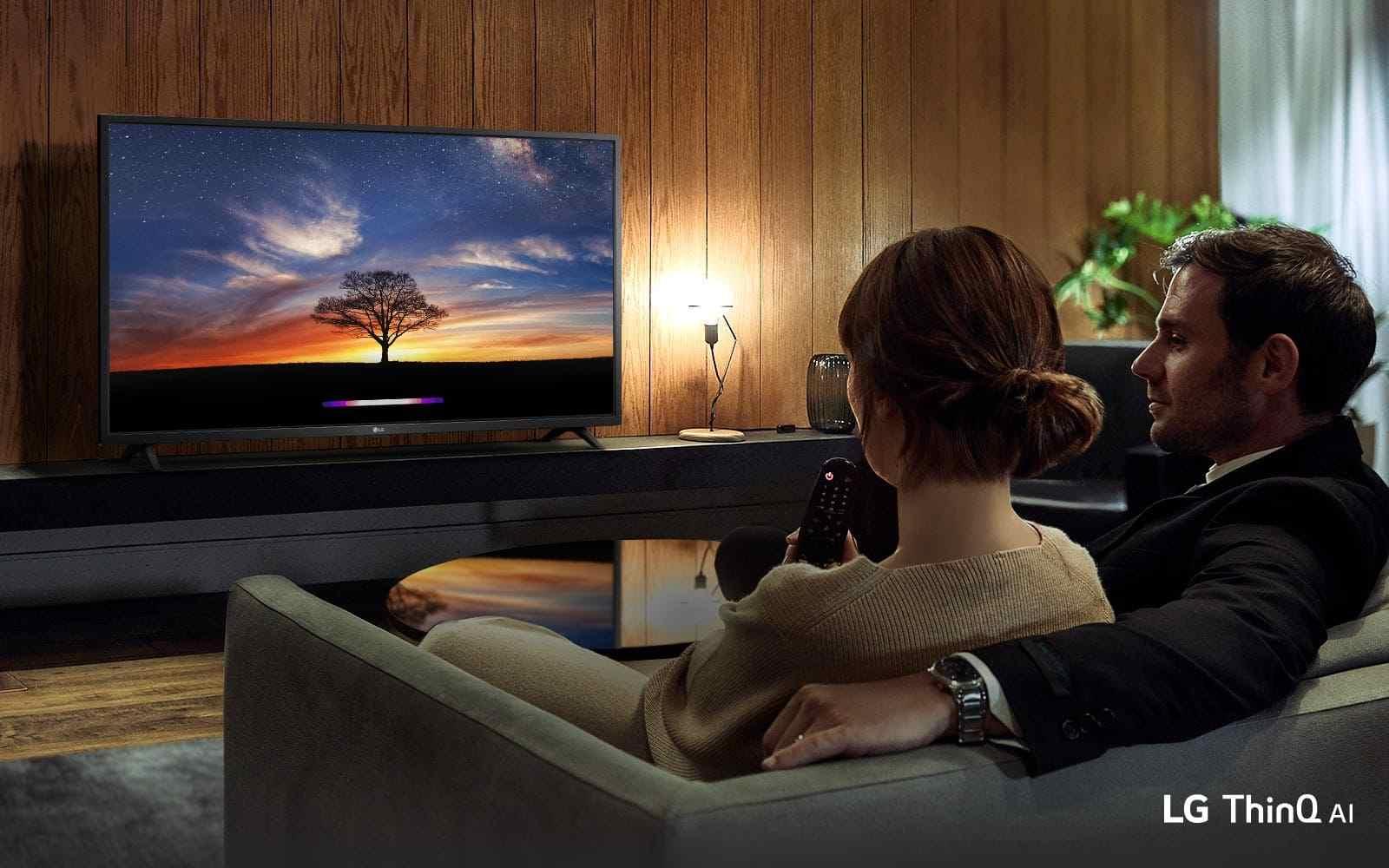 LG Smart LED TV AI