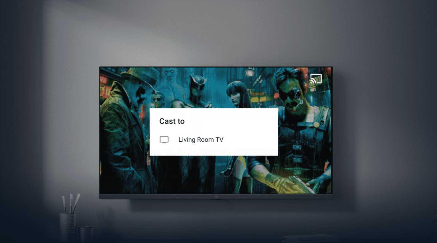 MI TV Chromecast