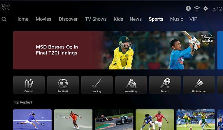 MI TV One Click Play