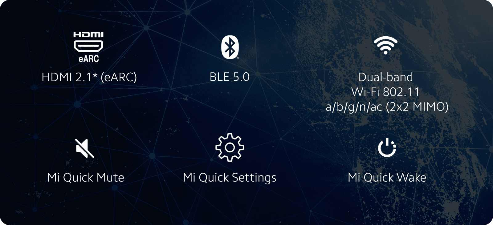 Mi Tv Additional Features
