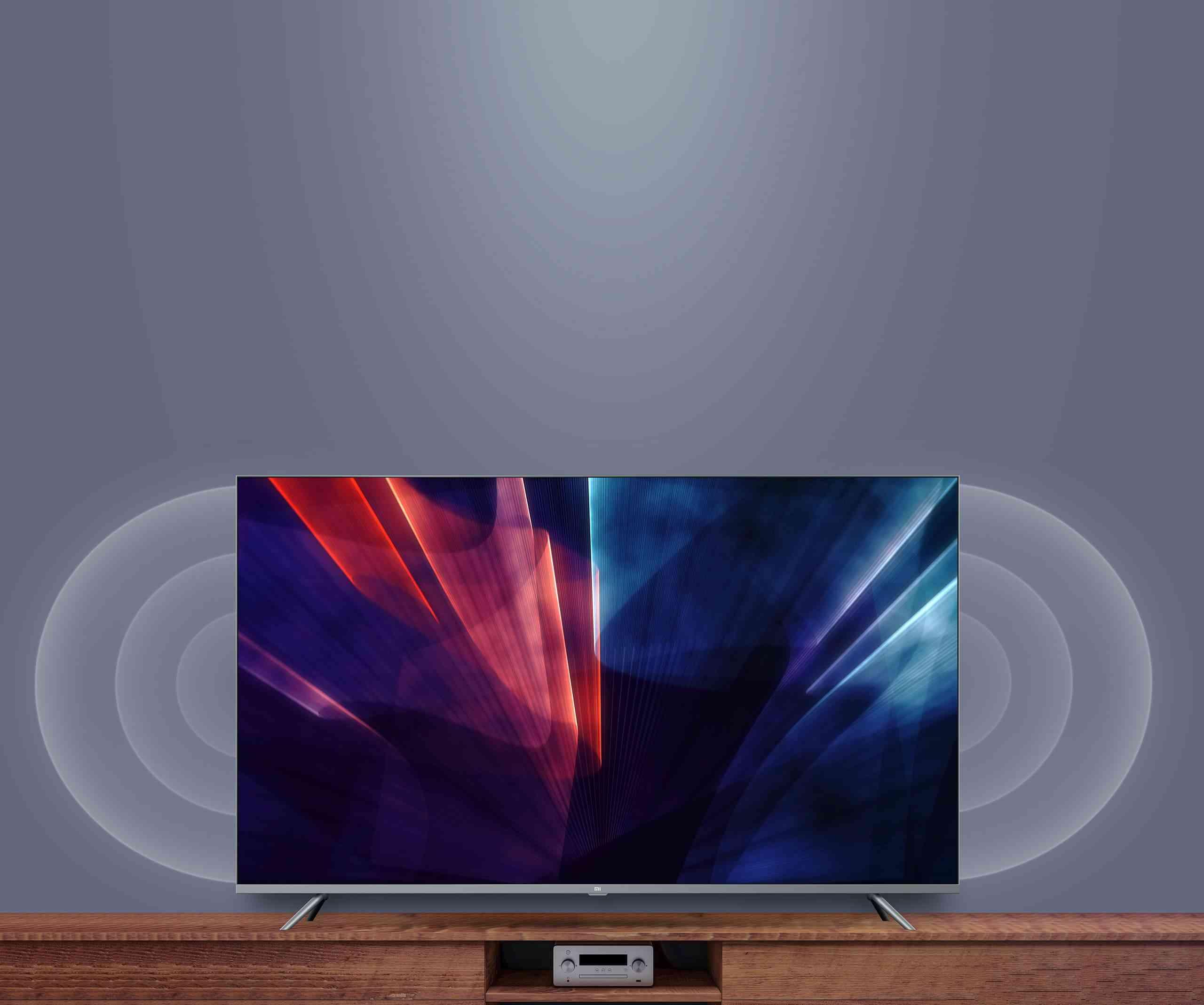 Mi Tv Audio Experience