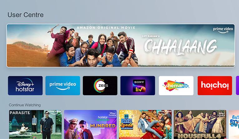 Mi Tv User Centre