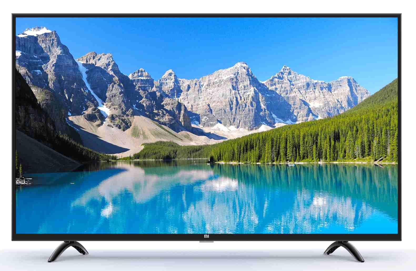 MI TV Picture Quality