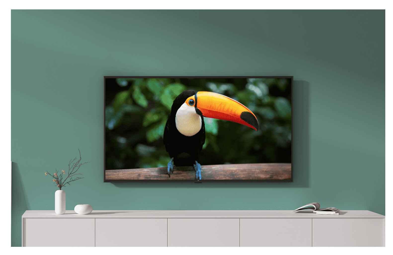 MI TV Wall Mounting