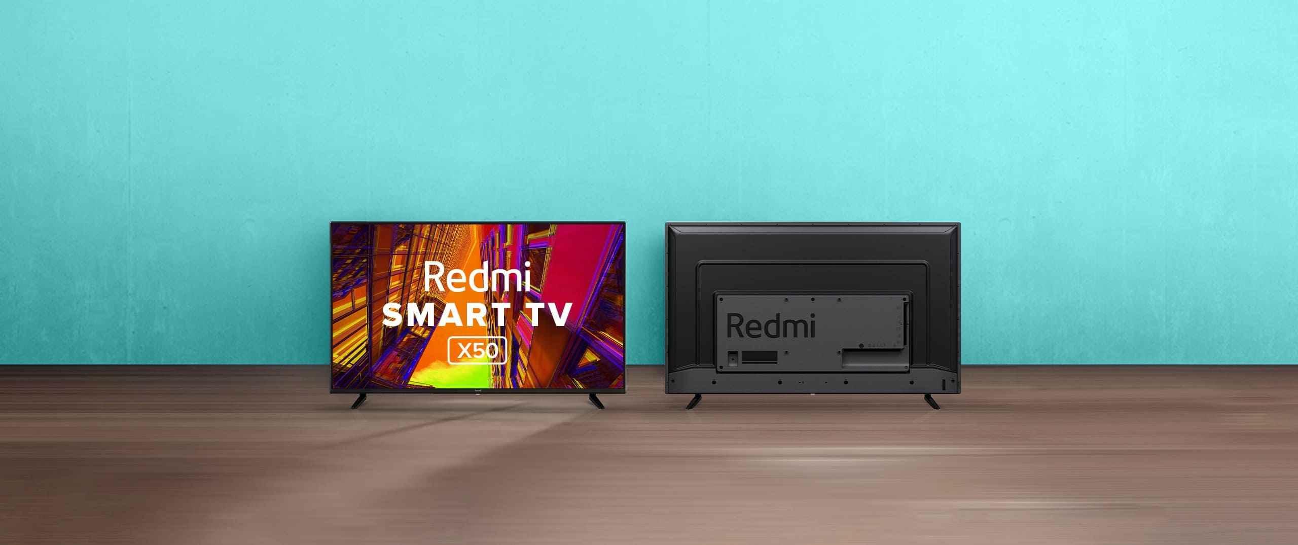 Redmi Smart Tv colour varient