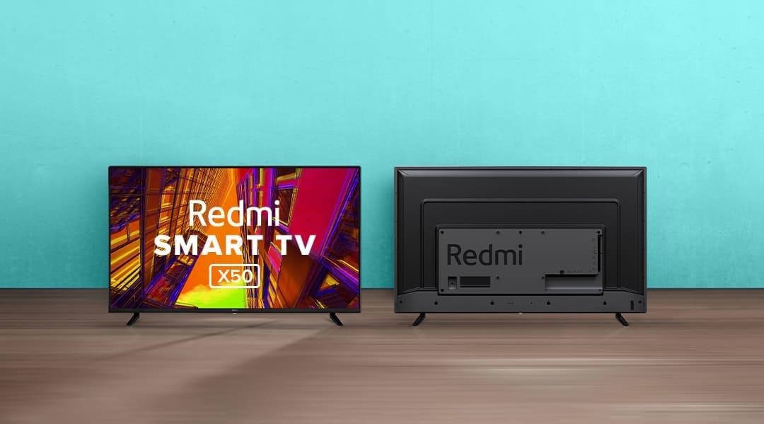 Redmi Smart Tv colour
