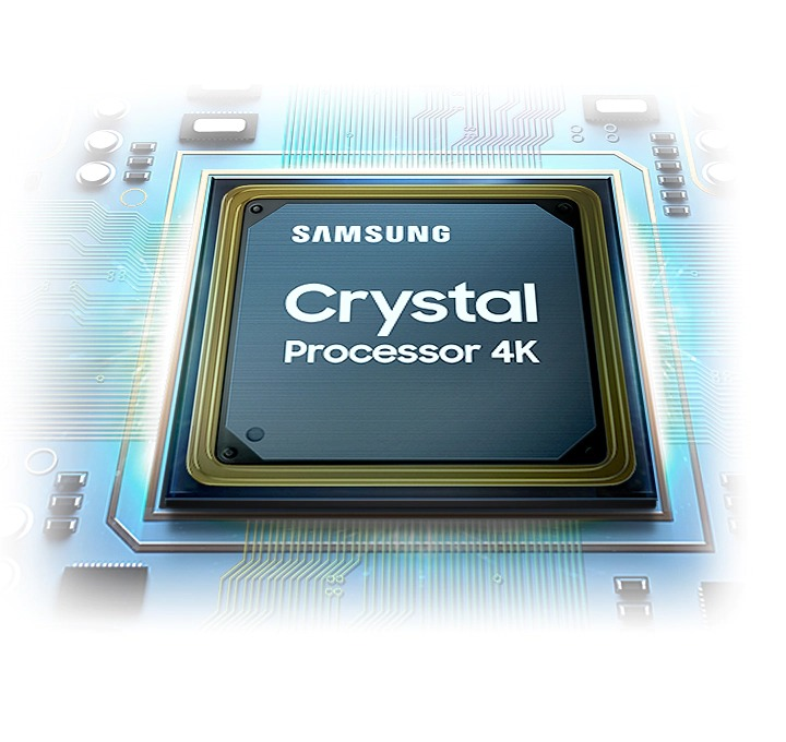 crystal 4k processor