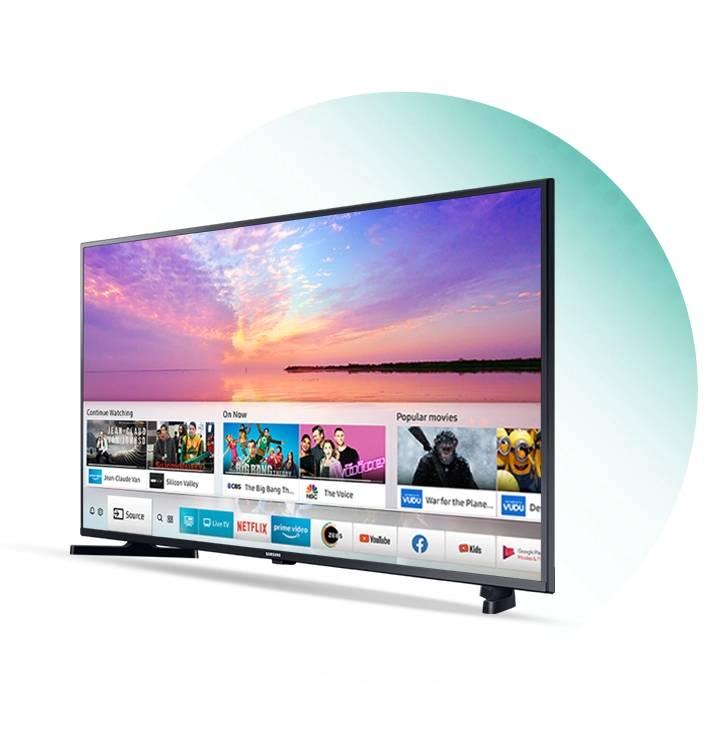 Samsung LED Smart tv Content Guide