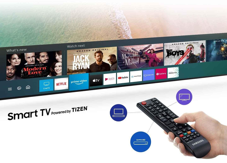 Samsung LED Smart tv Smart Hub