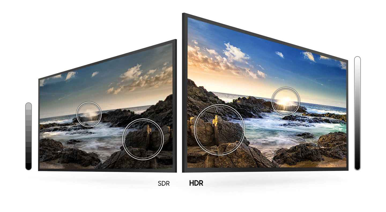 Samsung LED Smart tv HDR