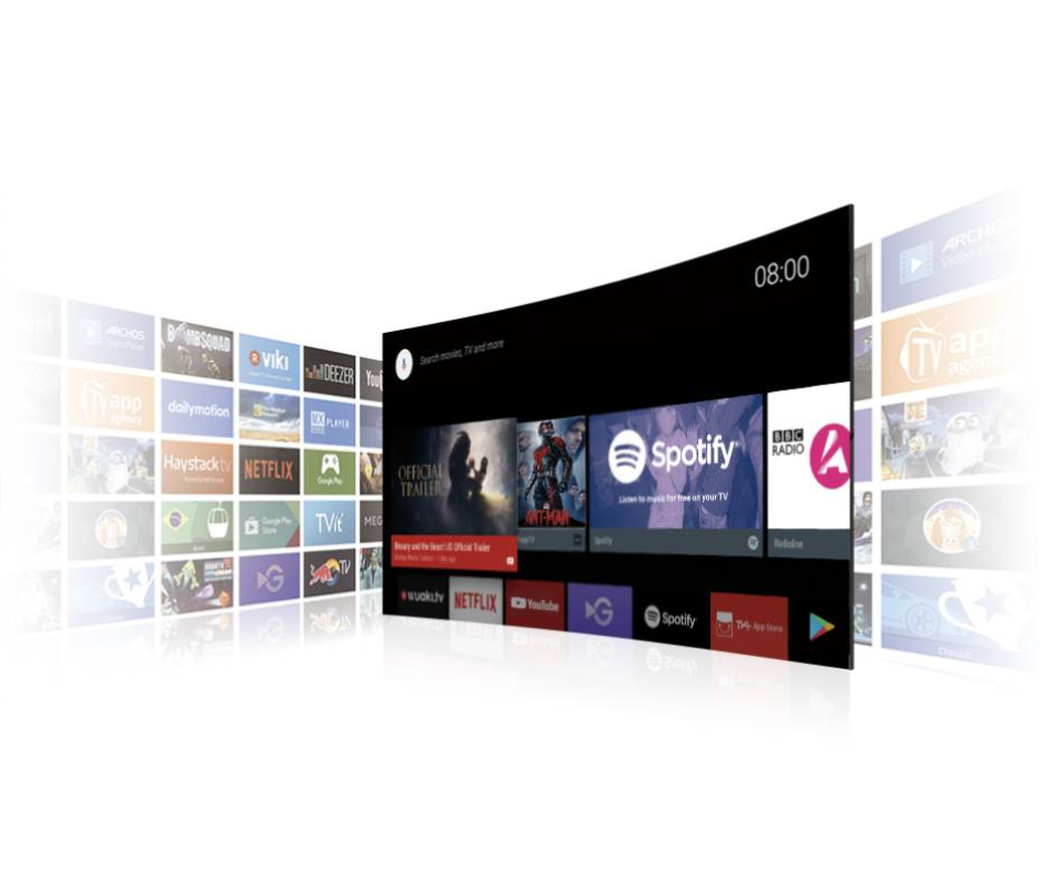 TCL LED Smart Android TV