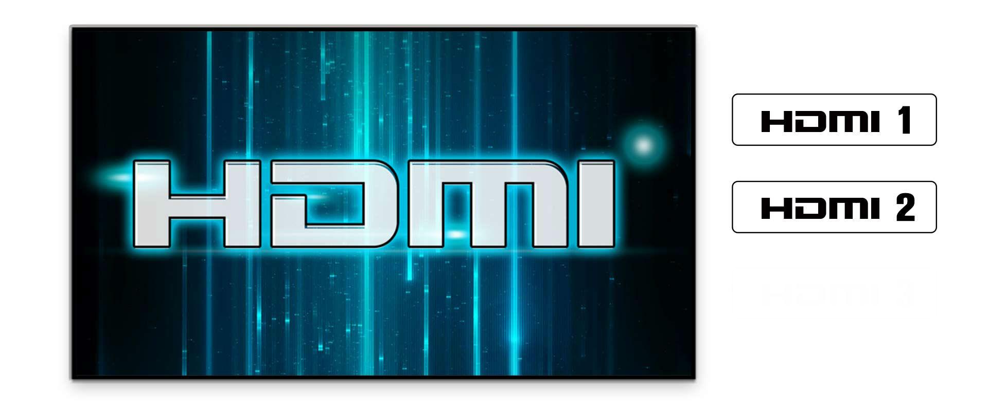 TCL LED Smart TV HDMI