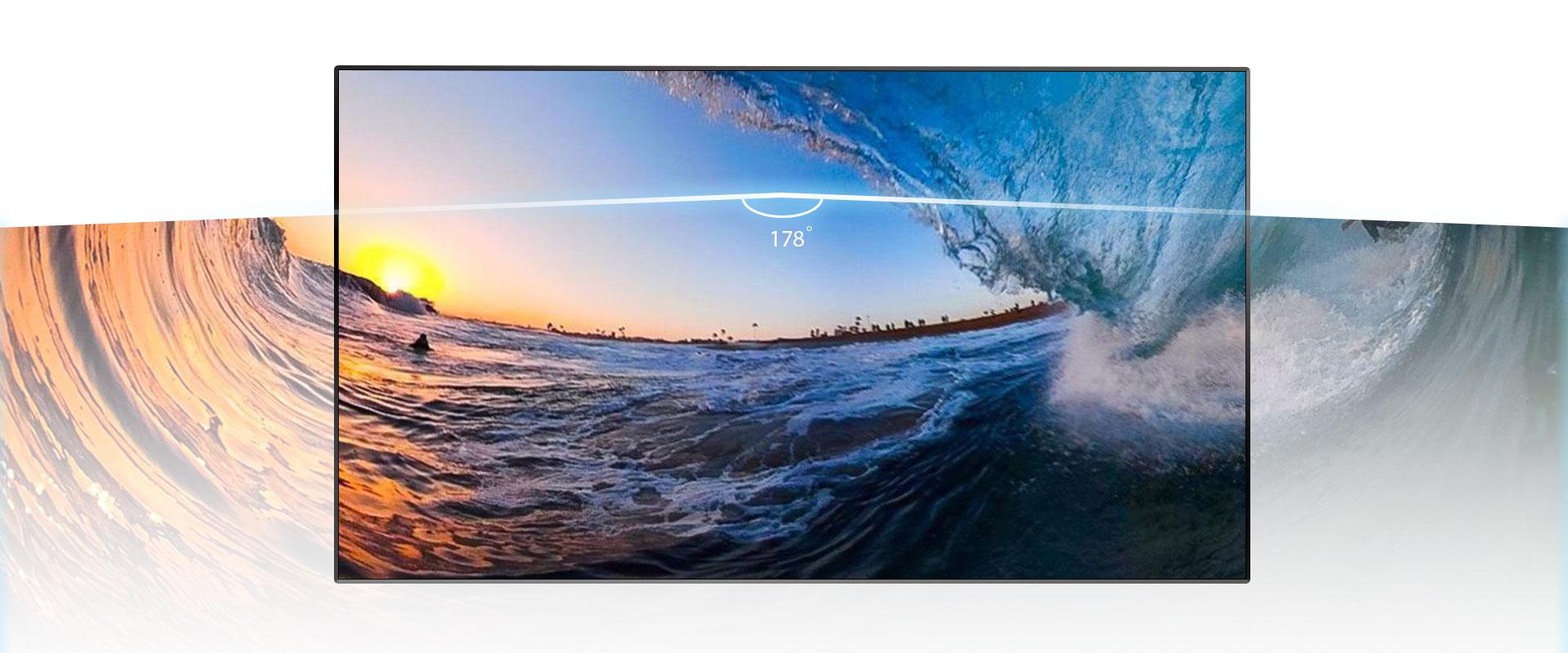 TCL LED Smart TV Wide Angle