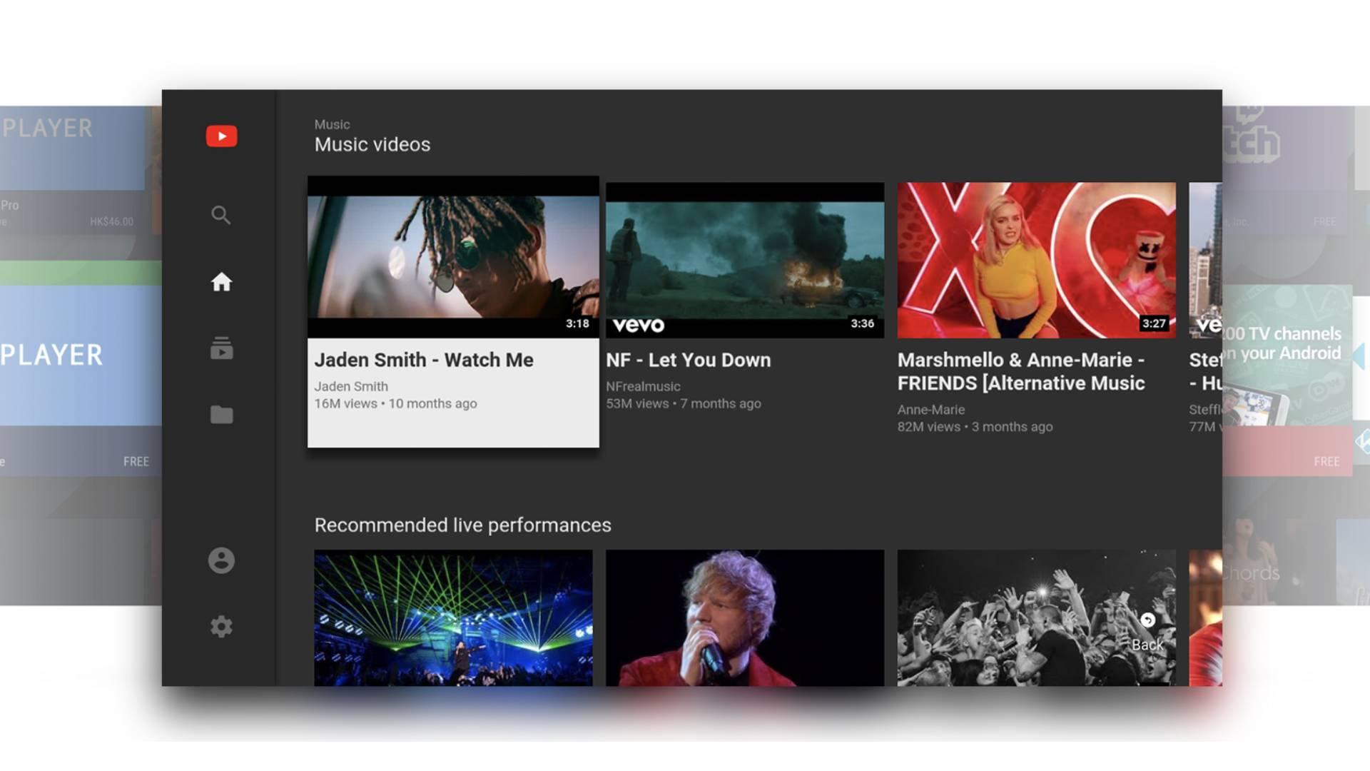TCL LED Smart TV Youtube