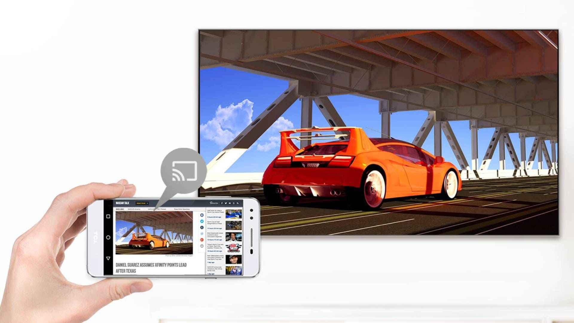 TCL Smart LED TV Chromecast