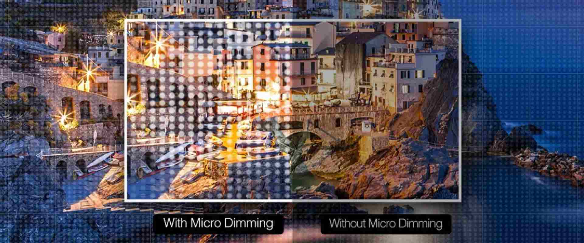 TCL Smart LED TV Micro Dimming