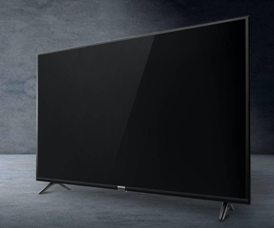 TCL Smart LED TV Slim Design