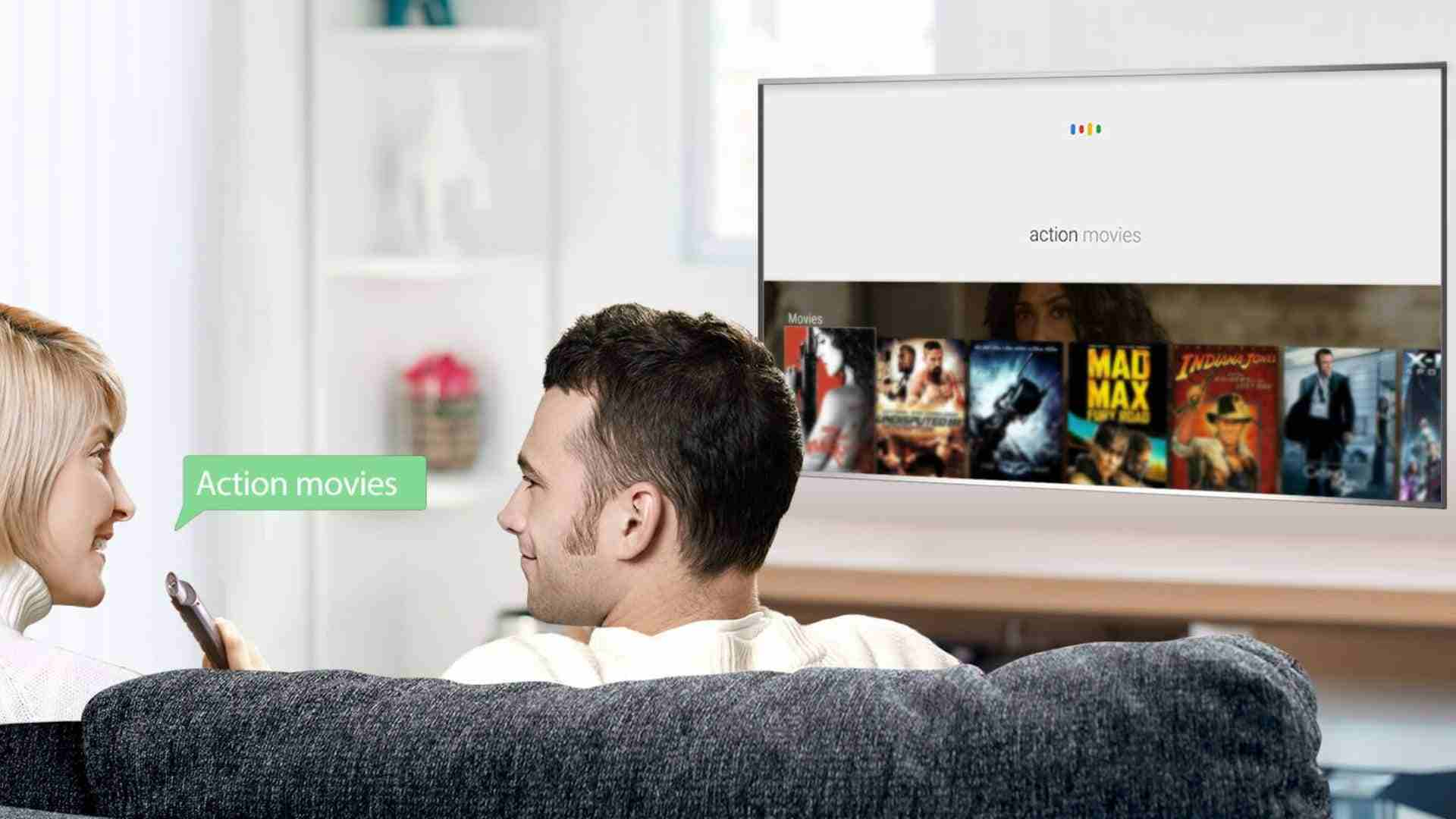 TCL Smart LED TV Voice Search