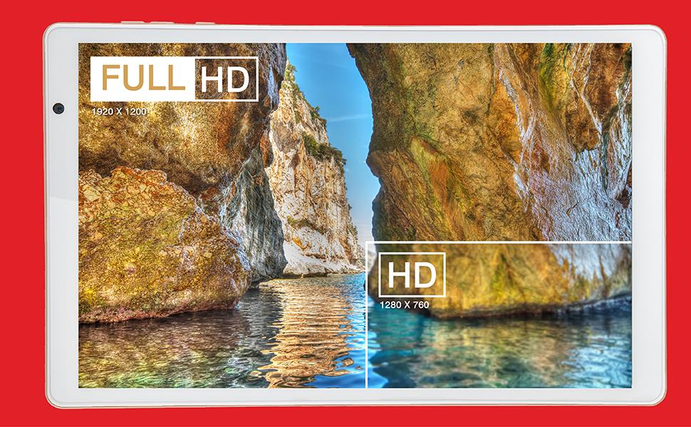 iBall iTAB MovieZ Pro HD
