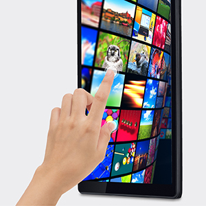 iBall iTAB MovieZ Pro multi touch