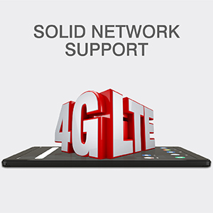 iBall iTAB MovieZ Pro network support