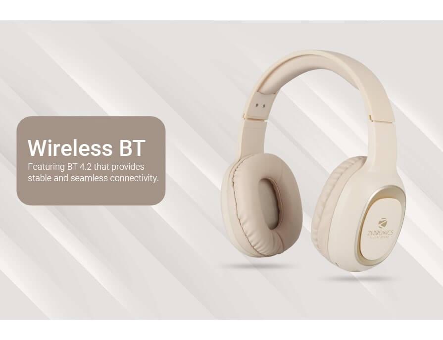 Zebronics ZEB Paradise Headset