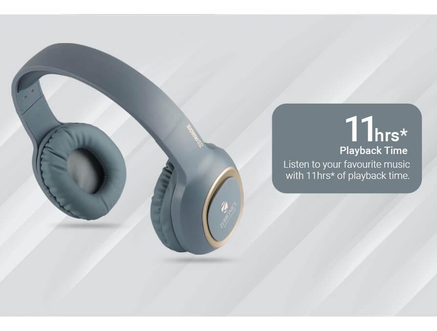 Zebronics ZEB Paradise Boom Headset price