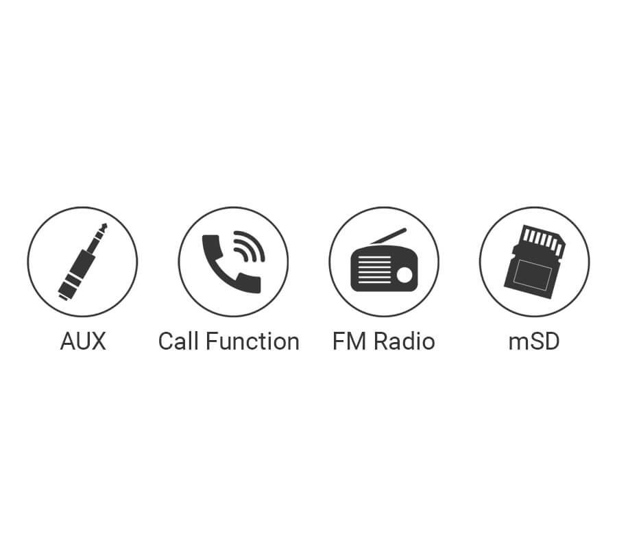 Zebronics ZEB Paradise Boom Headset specification