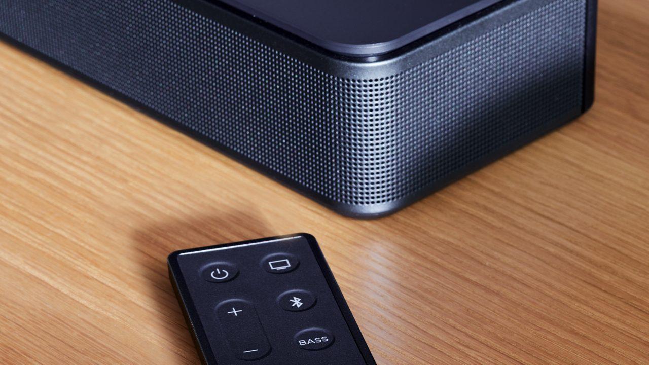 bose tv speaker features